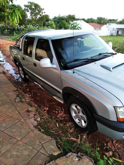 Chevrolet S10 2007 2.8 Tornado Cab. Dupla 4x2 4p