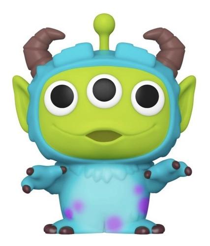 Imagen 1 de 2 de Funko Pop! Disney Pixar - Alien Disfrazado De Sulley #759