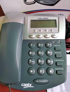 Telefono Fijo Alambrico Sendtel Spk310