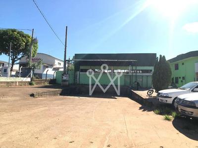 Barracão Para Alugar, 1500 M² Por R$ 20.000/mês - Distrito Industrial - Uberlândia/mg - Ba0001