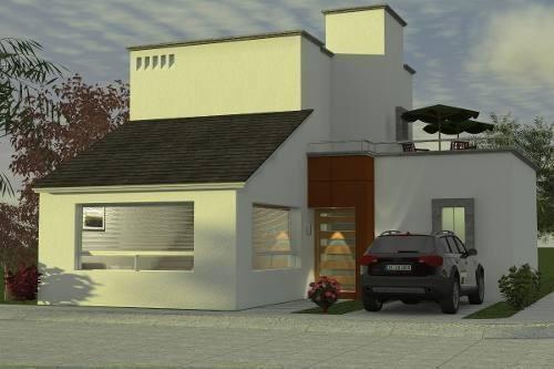 Casa 2 Niveles, 3 Recamaras,jardín, Asador. Fracc. Privado
