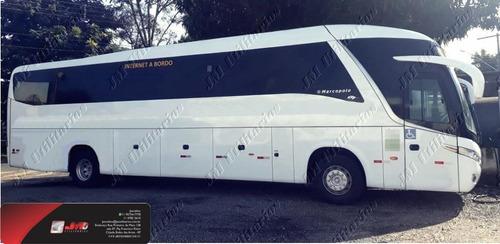 Paradiso 1200 G7 Ano 2010 Scania K310 46 Lug Jm Cod.1116