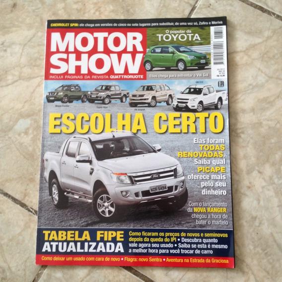 Revista Motor Show 352 Jul2012 Tabela Fipe Escolha A Picape