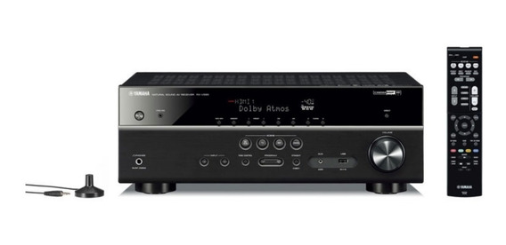 Receiver Yamaha Rx-v585 Nf-e (2019) 110/220v Garantia 1 Ano