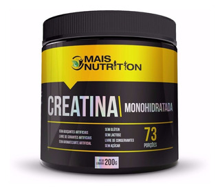 Creatina Monohidratada 210g Mais Nutrition