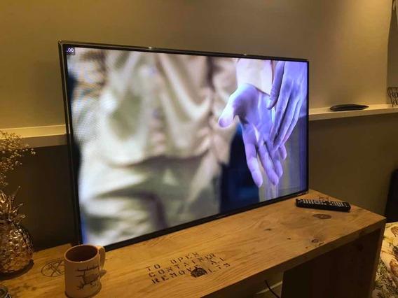 Tv Samsung Un46d7000, Defeito Imagem Lado Direito-linhas
