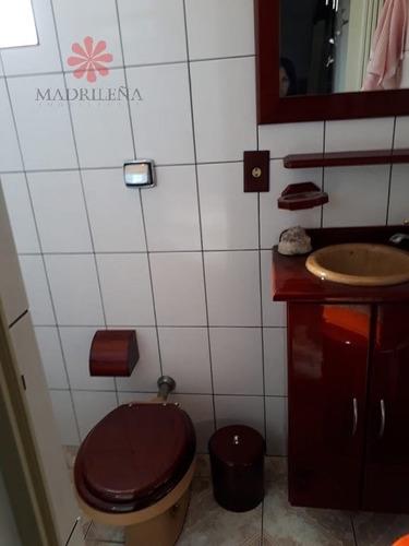 Imagem 1 de 15 de Casa Sobrado Em Parque Boturussu  -  São Paulo - 1280