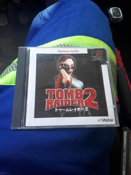 Tomb Raider 2 Sony Ps1 Original Japones The Best Campinas