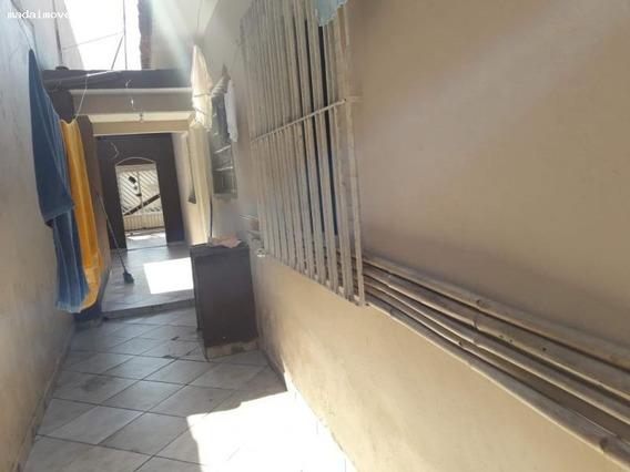 Casa Para Venda Em Suzano, Jardim Imperador, 2 Dormitórios, 1 Banheiro, 2 Vagas - 2155