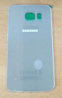 Tapa Trasera Samsung Edge Sm-g925f Original Gold Dor