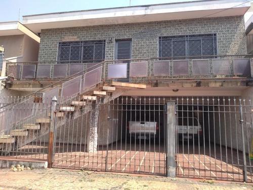 Casa Com 3 Dormitórios À Venda, 200 M² Por R$ 750.000,00 - Jardim Nossa Senhora Auxiliadora - Campinas/sp - Ca0427