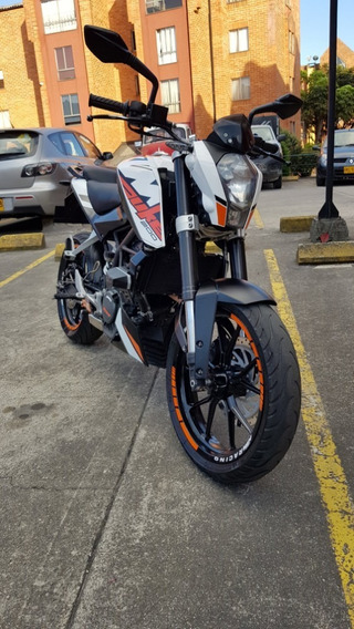 Ktm Duke 200 2015 Perfecto Estado
