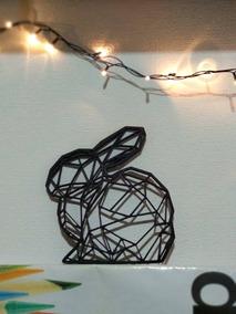 Unicorni Origami 2d Decorativo Para Pared. Animales Varios