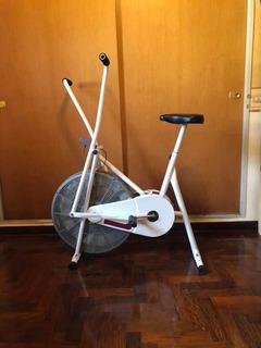 Bicicleta Fija - Air Bike Excelente Estado!!!
