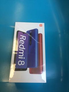 Xaiomi Redmi 8 64 Gb + Película 5d+capinha