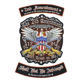 Cuero Supremo Águila Americana Patriótica Grande La 2ª ...