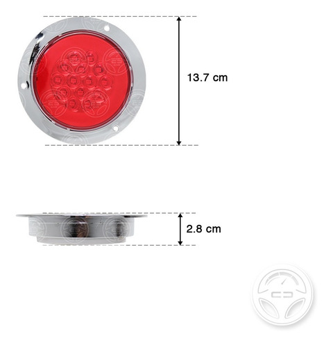 sourcing map 2 Piezas 0.5612-Terminales Dip 3-bit 7-Segmento Pantalla LED roja Rect/ángulo en Forma de Tubo de /ánodo com/ún 38 mm x 19 mm