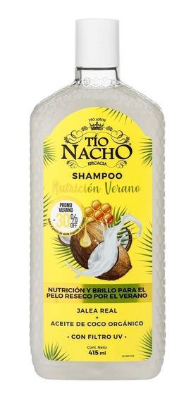 Tío Nacho Shampoo Nutrición Verano 415ml