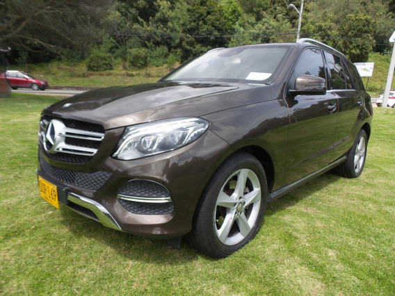 Mercedes Benz Gle250, Modelo 2017 Blindada Nivel 3