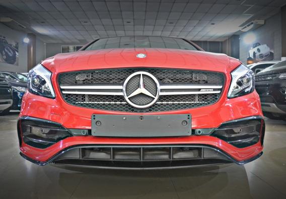 Mercedes Benz A45 Amg 450cv C/ Teto Solar. Vermelho 2016/16