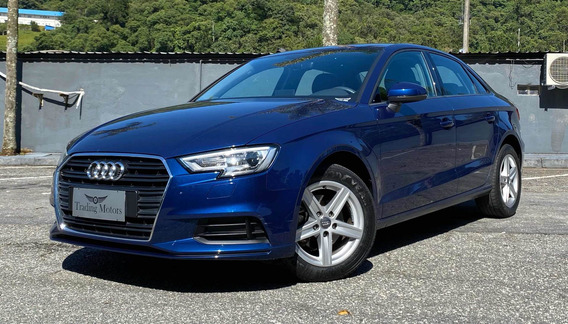Audi A3 1.4 Tfsi Attraction Flex Tiptronic 4p 2018