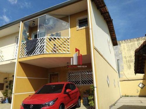 Casa Com 3 Dormitórios À Venda, 111 M² Por R$ 426.000,00 - Vila Bela Vista (zona Norte) - São Paulo/sp - Ca0055