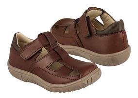 Stylo Zapatos Niños Del 15 Al 17 26815-17 Simipiel Cafe