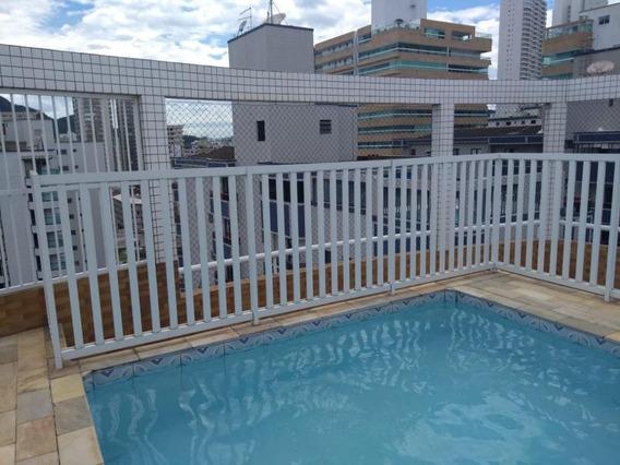 Apartamento Em Vila Guilhermina, Praia Grande/sp De 70m² 1 Quartos À Venda Por R$ 255.000,00 - Ap168041