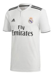Camiseta Futbol adidas 100%original Real Madrid 2018 Abc Dep