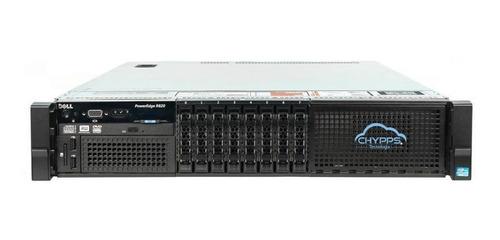 Servidor Dell R820 4x Xeon E5 4650v2 Deca Core 512gb Ram