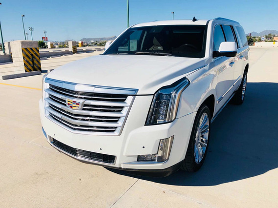 Cadillac Escalade 6.2 Plinum 4x4 At 420 Hp 2016