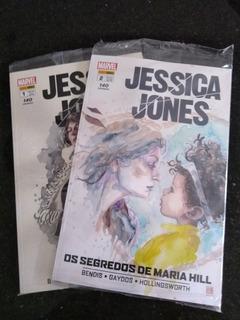 Jessica Jones Panini 2 Edições
