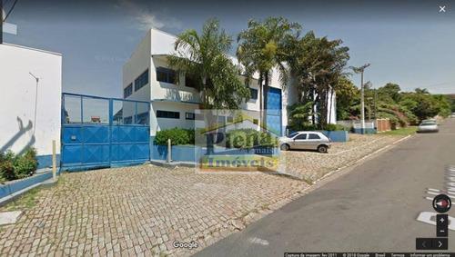 Galpão Comercial Para Locação, Barão Geraldo, Campinas. - Ga0057
