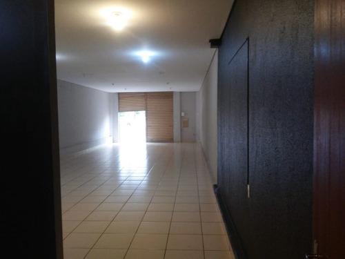 Imagem 1 de 6 de Salão Para Alugar, 120 M² Por R$ 2.400,00/mês - Vila Aurora - São José Do Rio Preto/sp - Sl0760
