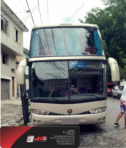 Paradiso Ld 1550 G6 Ano 2010 Scania K380 44 Lug Jm Cod.552