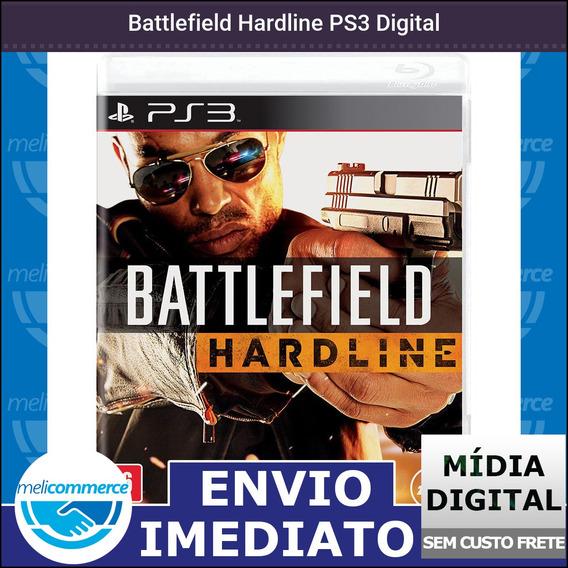 Battlefield Hardline Ps3 Digital