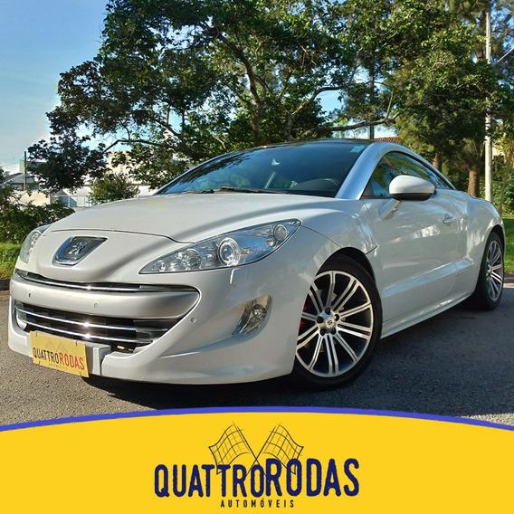 Peugeot Rcz - 2012/2012 1.6 16v Turbo Gasolina 2p Aut