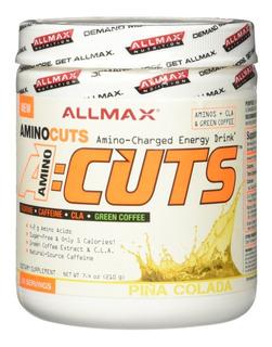 Aminoacidos Allmax Aminocuts 30 Servicios