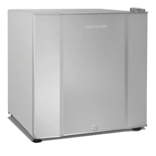Refrigerador frigobar Challenger CR 086 gris 47L 115V