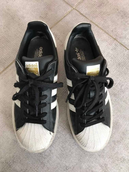 Zapatillas adidas Superstar Con Plataforma