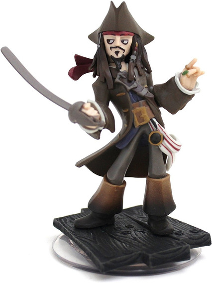 Disney Infinity 1.0 Capitão Jack Sparrow - Piratas Do Caribe