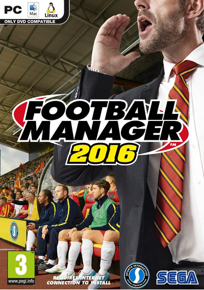 Football Manager 2016 Pc Promoçao!!