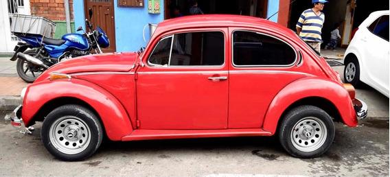 Volkswagen Escarabajo 1600