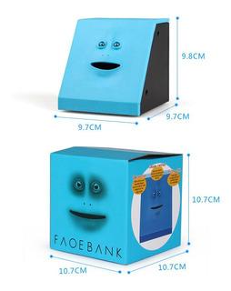 Cara Banco De Monedas De Dinero Comer Caja De Monedas Batlos