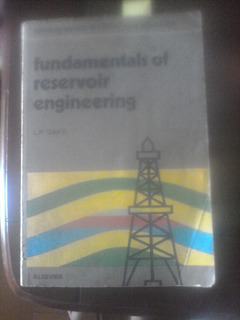 Libro Fundamentals Of Reservoir Engineering Vol8