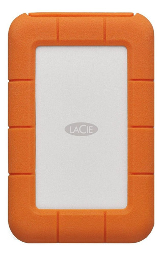 Disco rígido externo LaCie Rugged STFS5000800 5TB