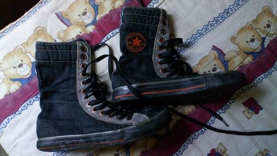 Zapatillas De Jean, Converse