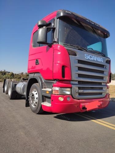 Imagem 1 de 10 de Scania G 420  G420