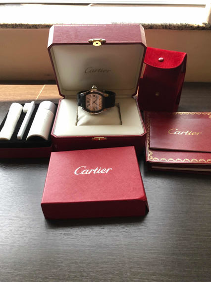 Cartier Exclusivo Novíssimo, Selado