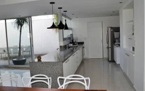 Penthouse Amueblado En Renta, Col. Acacias, Rio Mixcoac